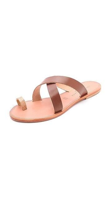 Joie A La Plage Roque Crisscross Sandals