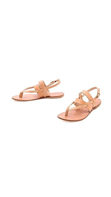 Joie A La Plage Positano Flat Sandals