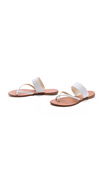 Joie A La Plage La Celle Sandals
