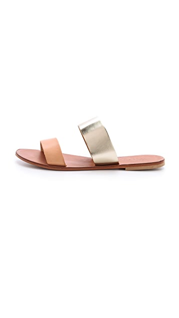 Joie A La Plage Two Band Sandals