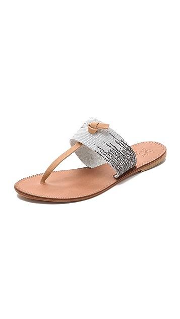 Joie A la Plage Nice Thong Slides
