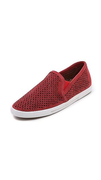 Joie Kidmore Perforated Sneakers