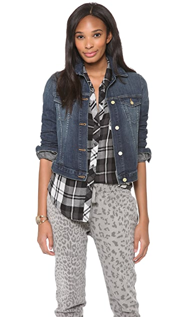 Joie Classic Denim Jacket