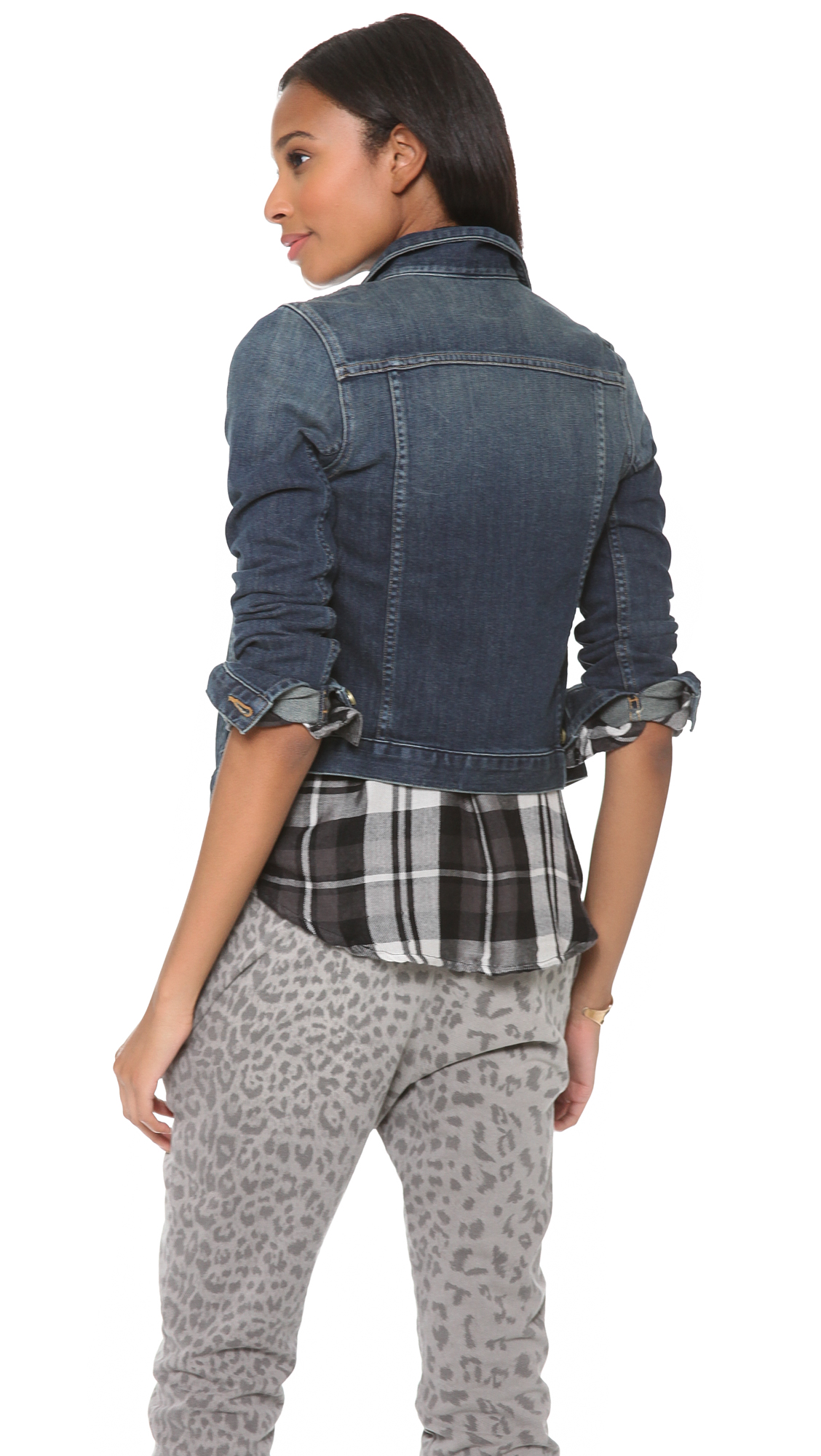 for whole family website for discount fashion Joie Classic Denim Jacket | SHOPBOP SAVE UP TO 70% NEW TO SALE
