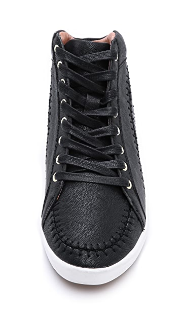 Joie Judson High Top Sneakers