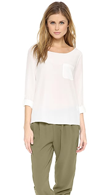 Joie Florence Blouse