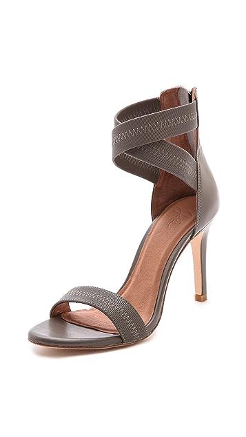 Joie Elaine Cross Strap Sandals