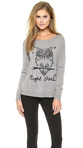 Joie Night Owl Sweater
