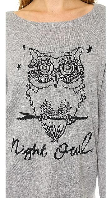 Joie Night Owl Sweater