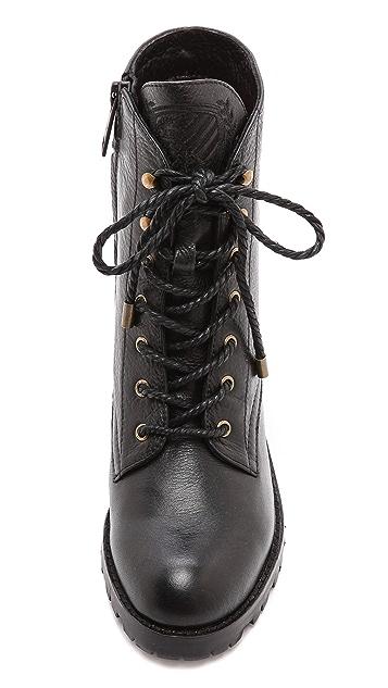 Joie Asbury Combat Boots