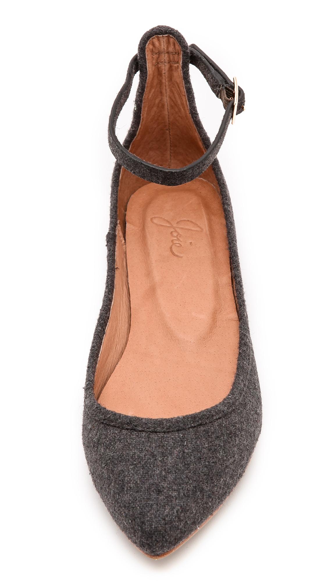 6396f00d3a Joie Temple Ankle Strap Flats | SHOPBOP