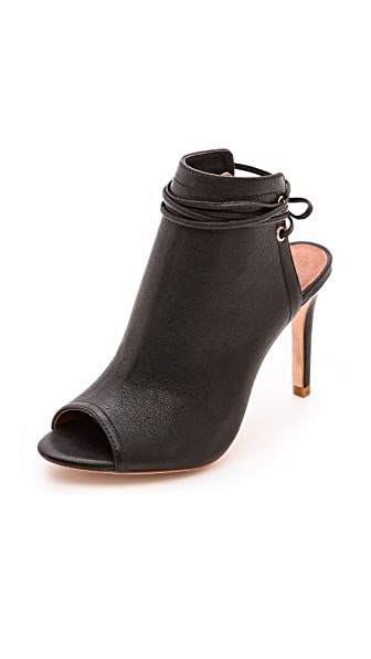 Joie Lexington Open Toe Booties