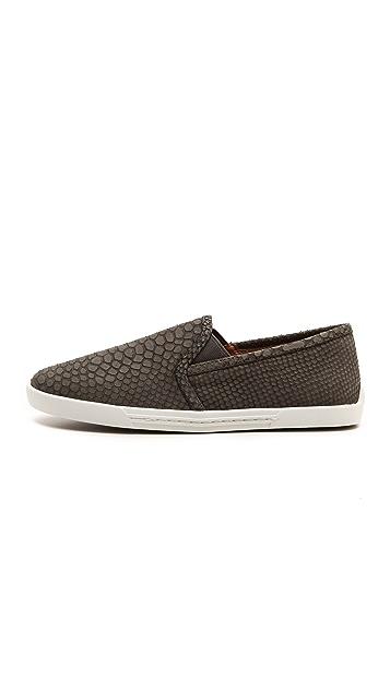 Joie Kidmore Embossed Sneakers