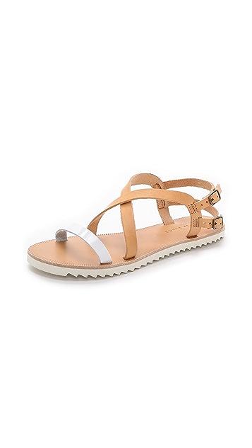 Joie A la Plage Calafia Flat Sandals