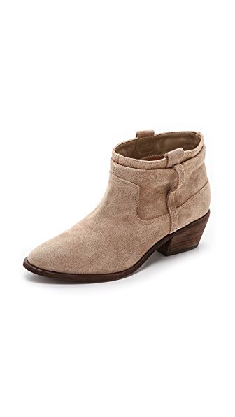 Joie Ajax Suede Booties