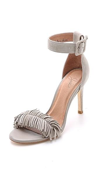 Kupi Joie online i prodaja Joie Pippi Fringe Suede Sandals Sandstone haljinu online