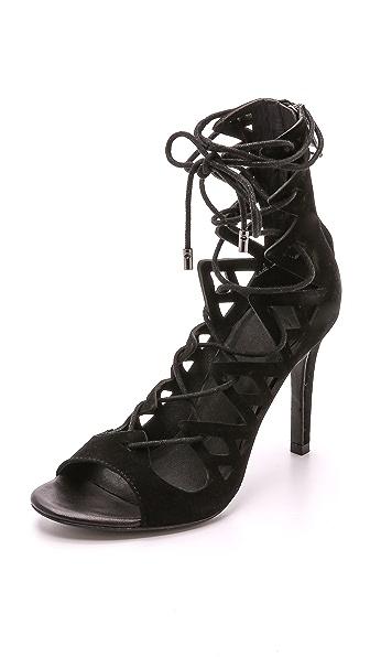 Joie Quinn Lace Up Sandals