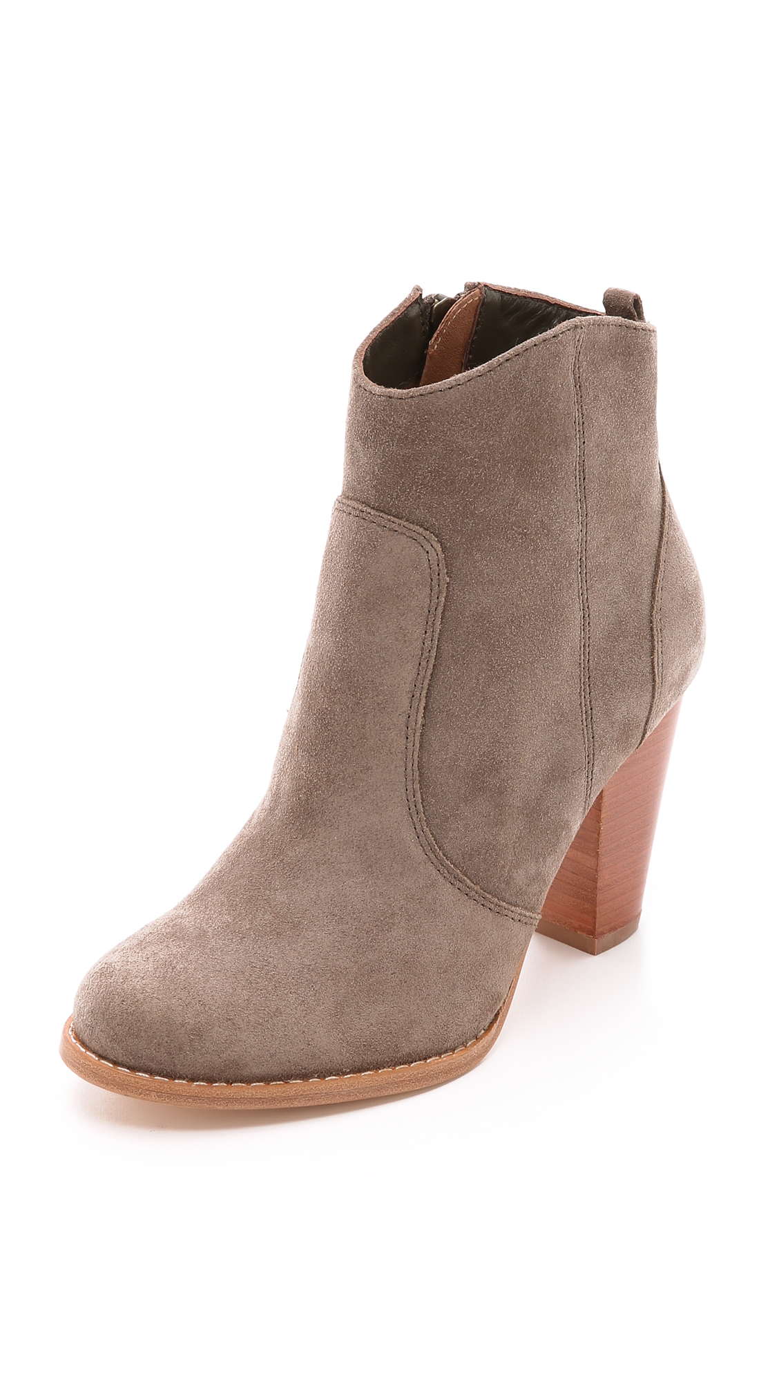 Joie Dalton Booties - Charcoal