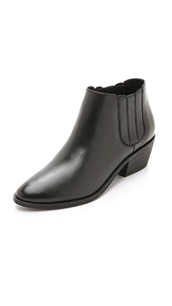 Joie Barlow Booties - Black