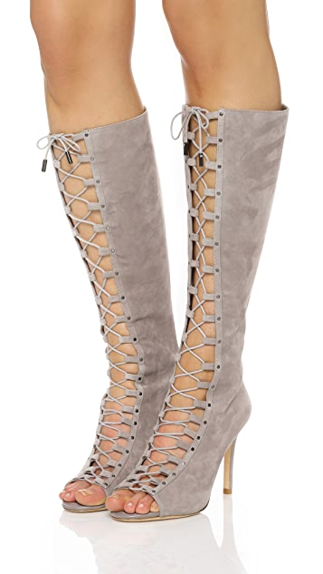 Joie Audrey Lace Up Boots