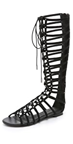 Falicia Gladiator Sandals                Joie