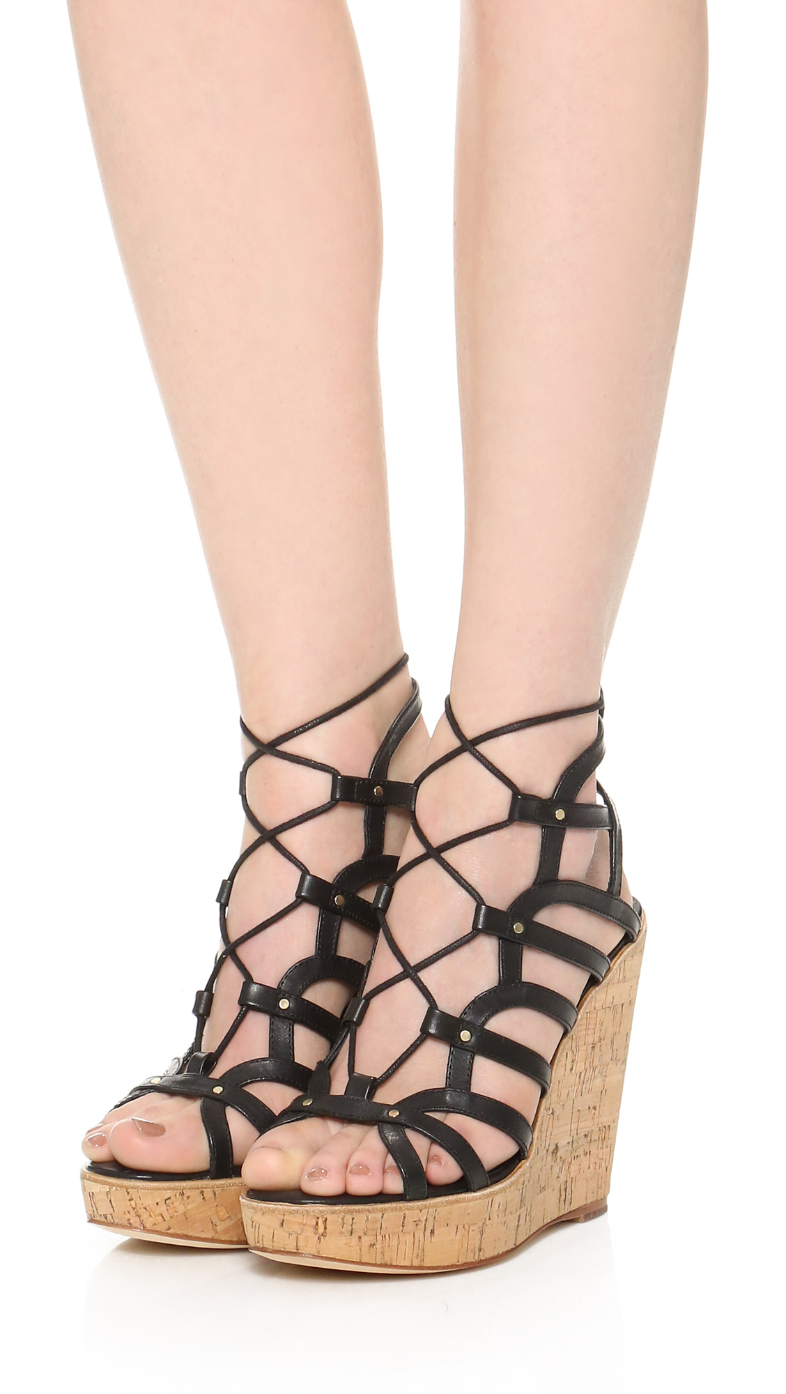9a56716aa1ad Joie Larissa Wedge Sandals
