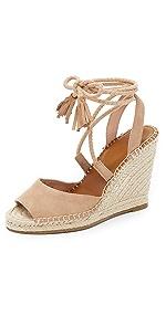 Phyllis Wedge Sandals                Joie