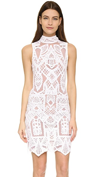 Jonathan Simkhai Tower Lace Dress