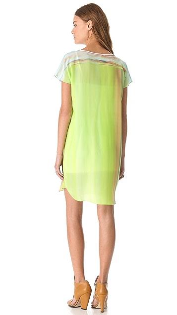 Jonathan Simkhai Cocoon Ferris Dress