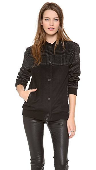Jonathan Simkhai Party Bomber Jacket