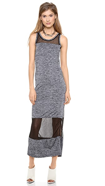 Jonathan Simkhai Space Dye Maxi Dress