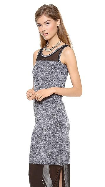 Jonathan Simkhai Space Dye Maxi Dress