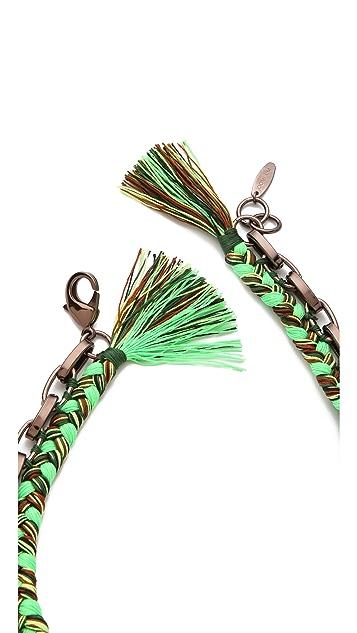 Joomi Lim Punk Carnival Spike Necklace