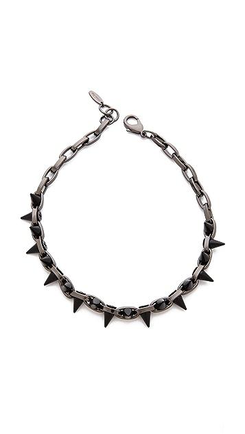 Joomi Lim Spike Choker Necklace