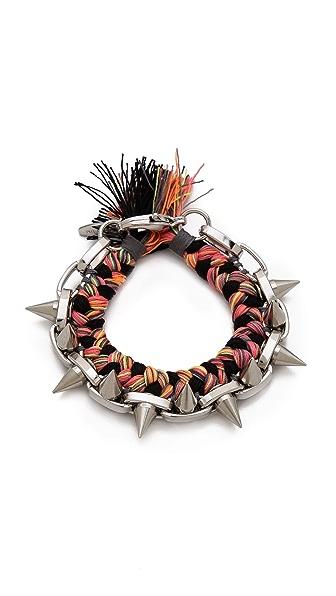Joomi Lim Punk Carnival Braided Bracelet