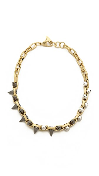 Joomi Lim Metamorphosis Choker With Spheres & Spikes