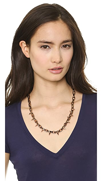 Joomi Lim Midnight Rose Spike Choker