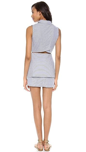 J.O.A. Sleeveless Dress