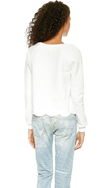 J.O.A. Neoprene Easy Top with Bonded Lace