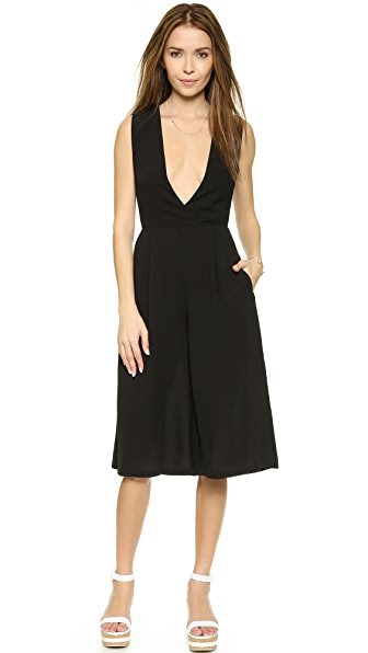 J.O.A. Wide Leg Jumpsuit