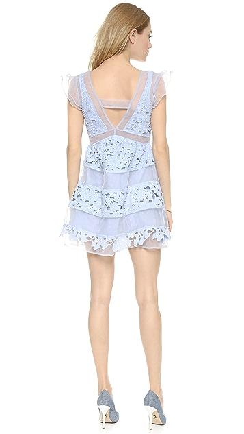 J.O.A. Lace Dress