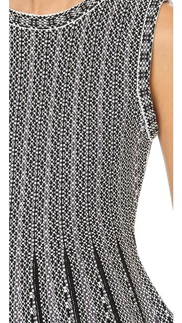J.O.A. Flared Mini Dress