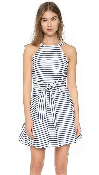 J.O.A.Tie Front Dress