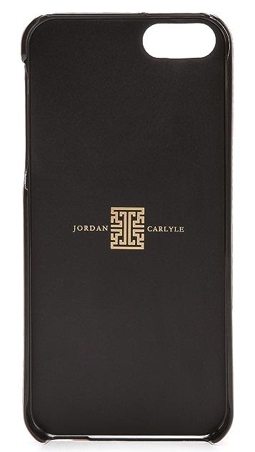 Jordan Carlyle Running Yellow iPhone 5 / 5S Case