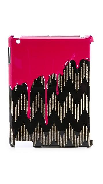 Jordan Carlyle Deco Drip iPad Case