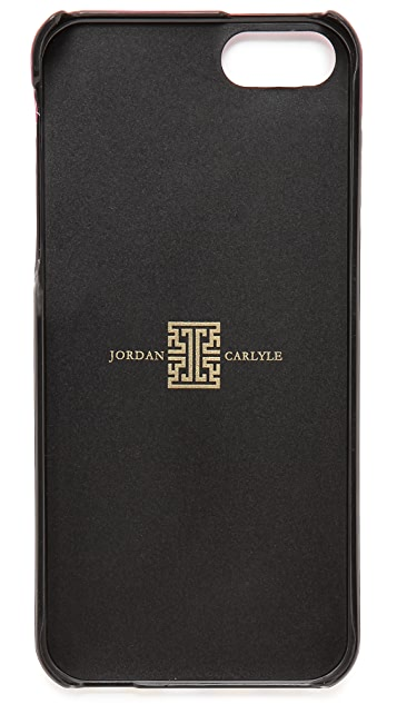 Jordan Carlyle Layered iPhone 5 / 5S Case