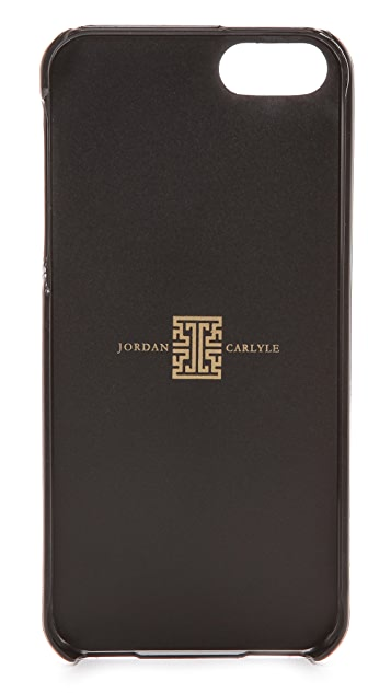 Jordan Carlyle Adorment iPhone 5 / 5S Case