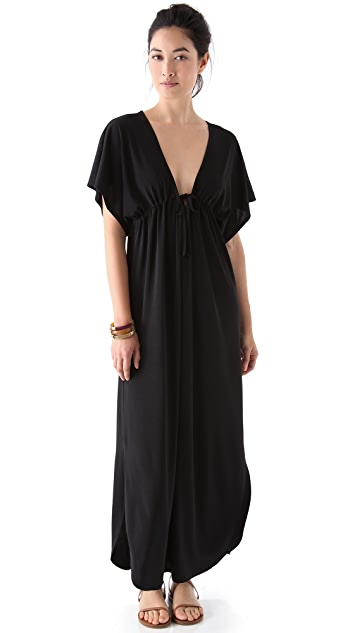 JOSA tulum Rustic Cover Up Maxi Dress