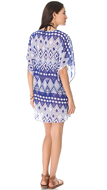 JOSA tulum Largo Cover Up Dress