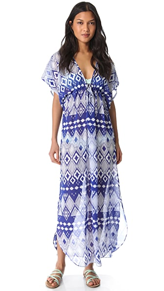 JOSA tulum Rustic Chiffon Cover Up
